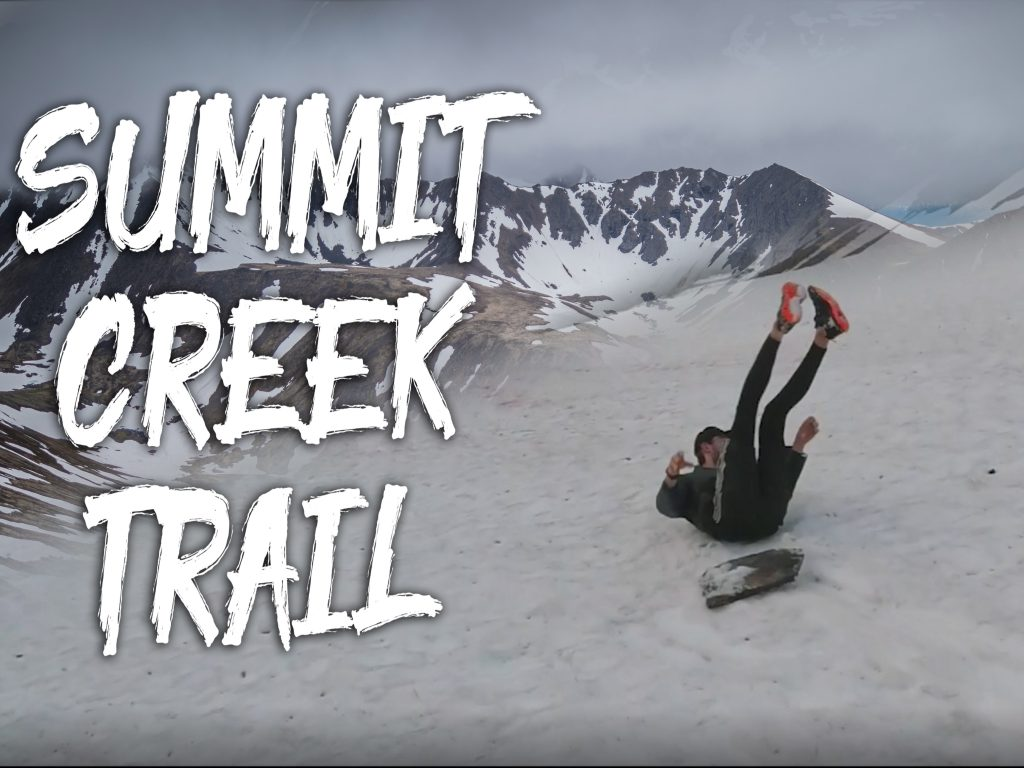 "Video Thumbnail for the ""Summit Creek Trail 